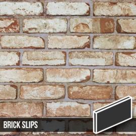 Olde Victorian Reclaimed White Brick Slips