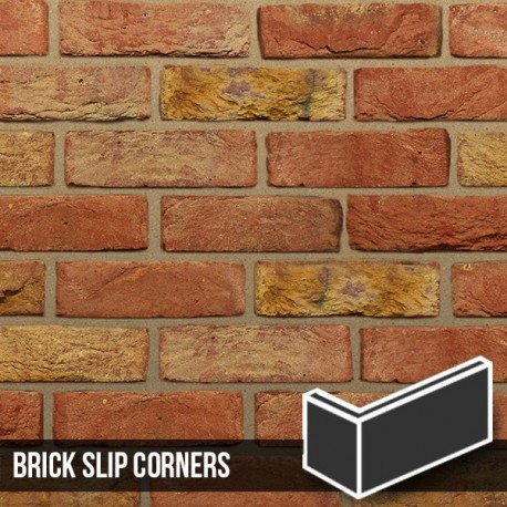 Signature Blend Brick Slip Corners