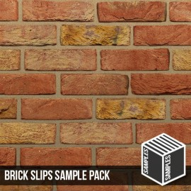 Reclaimed Mixture Brick Slips