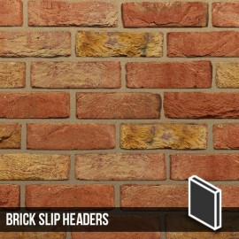 Signature Blend Brick Slip Header