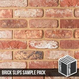 Olde Bayswater Blend Brick Slip - Sample