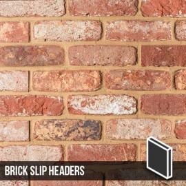 Olde Bayswater Blend Brick Slip Header