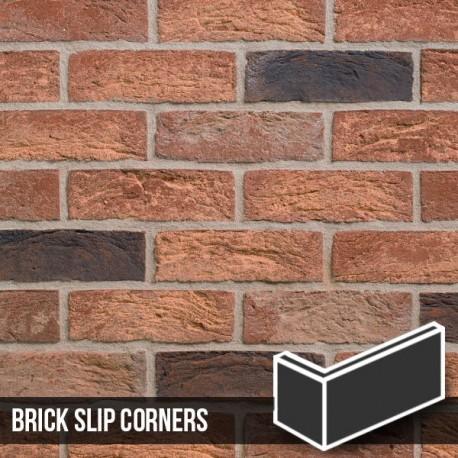 Saxon Brick Slip Corners