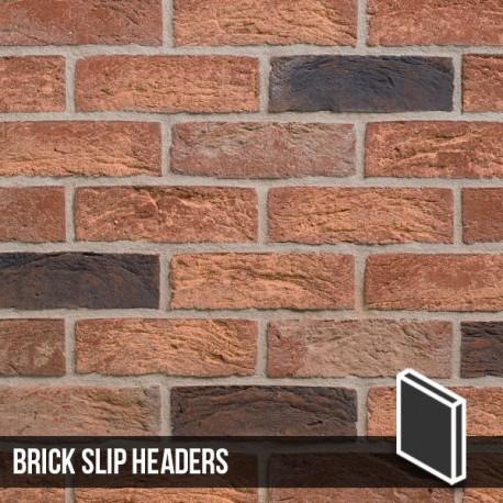 Saxon Brick Slip Header