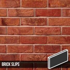 Antique Mixture Brick Slips