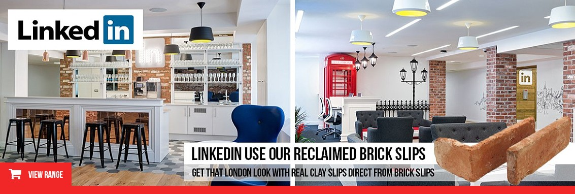 Linkedin - Reclaimed Brick Slips