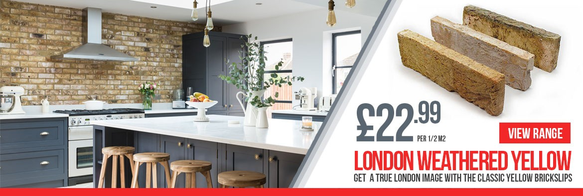 London Weathered Yellow Offer!