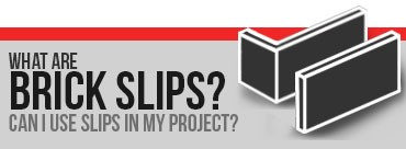 What Are Brick Slips? - Find out how you can use slips in your home