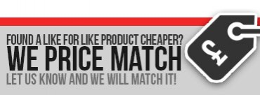 We can price match. Found Authentic Brick Slips elsewhere? No problem we'll price match it!