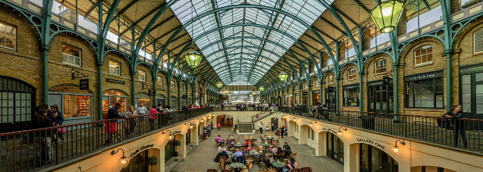 Covent Garden - London, UK