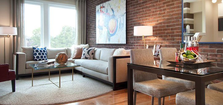 Where To Place A Brick Slip Feature Wall