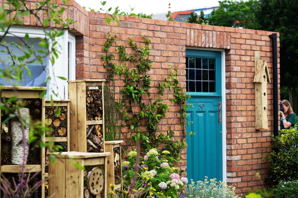 Olde heritage brick slips NEC BBC Gardeners world live
