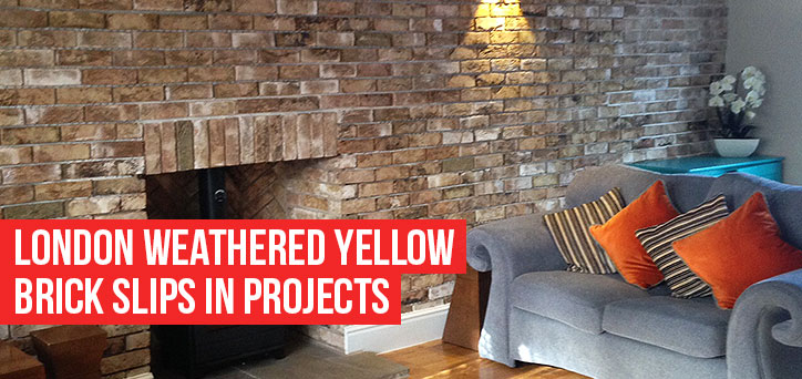 London Weathered Yellow In Your Projects