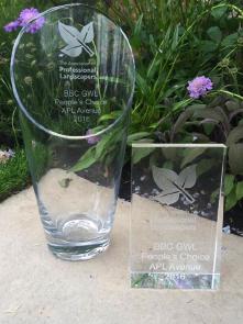 Silver Merit award.