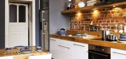 Brick SLips Splash Back