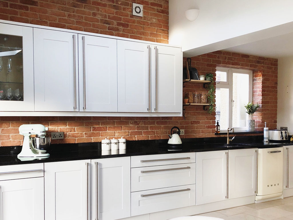 Kitchen Brick Tiles