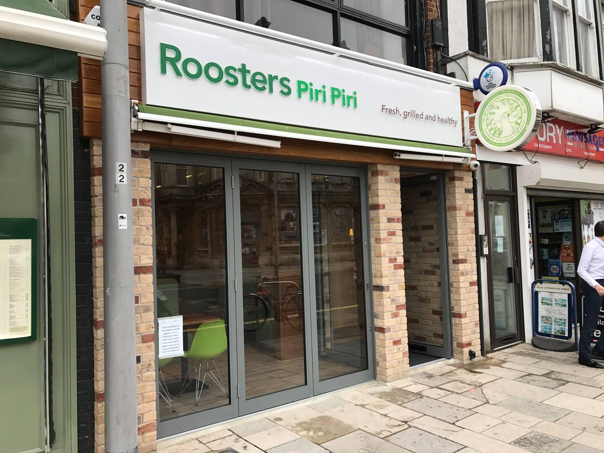 Rooster Piri Piri