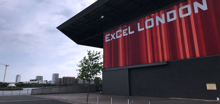 ExCeL London Events