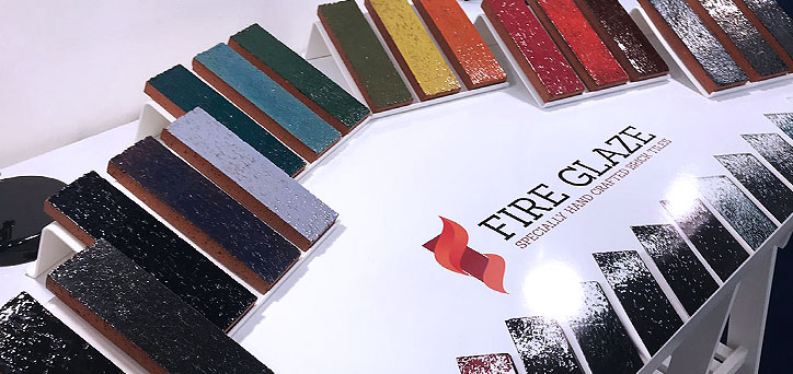 Fire Glaze Brick Slips