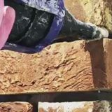 Mortar Pointing Brick Slips