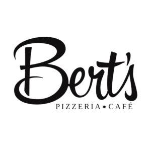 Berts Pizzaria Logo