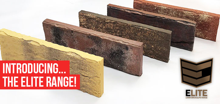 Elite Range Brick Slips