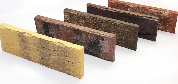 Our New Elite Range of Brick Slip Cladding