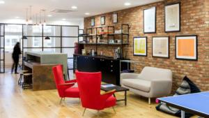 Connect Ventures Office, London - UK
