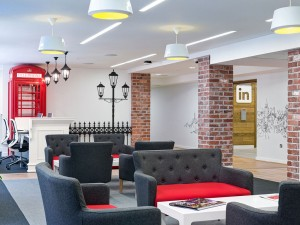 Case Study - Linkedin, London, UK