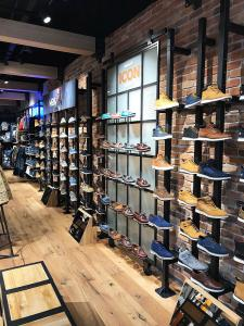 Case Study - Timberland, Meadowhall, Sheffield - UK
